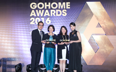 "Third consecutive year with ""Best Kitchen Design"" and ""Best Kitchen Appliance"""