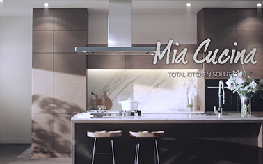Mia Cucina presents stylish cooking experience with new premium kitchen appliances