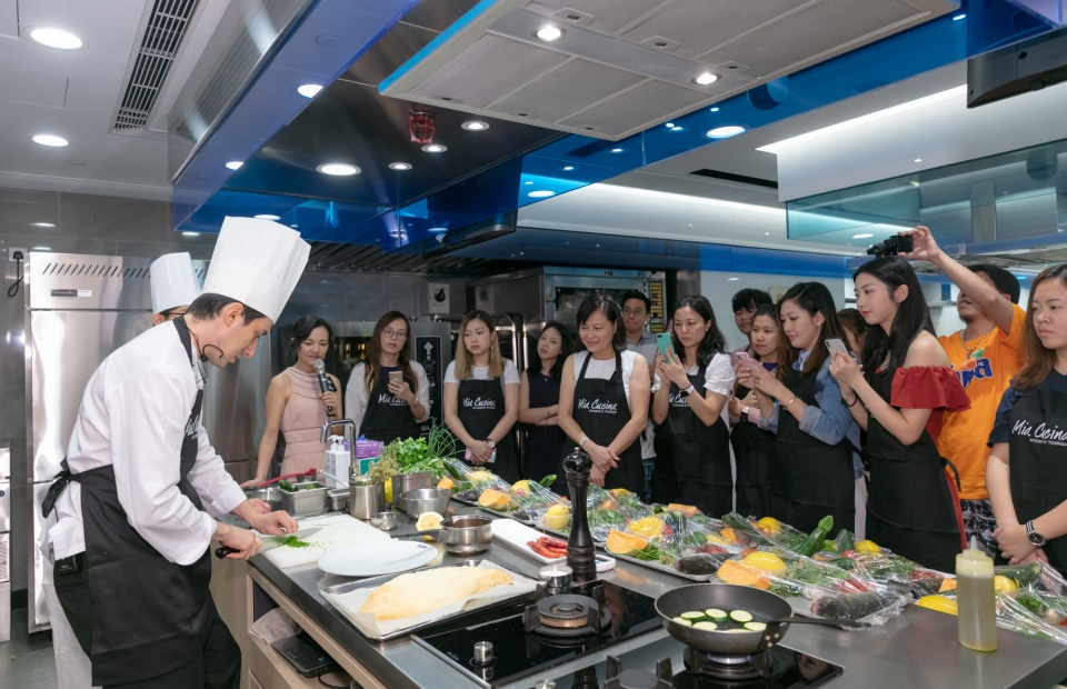 Italian Supreme Culinary Workshop by Mia Cucina